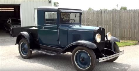 Chevy Truck Pic by 1929 Chevy Interesting Reports And News Items On