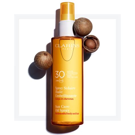 Sun, care Products and, sun, protection by, clarins