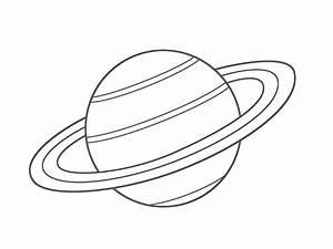 How to Draw a Planet Saturn / Как нарисовать планету ...