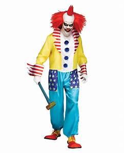 Halloween Kostüm Herren Ideen : b ser clown halloween kost m f r horror partys horror ~ Lizthompson.info Haus und Dekorationen