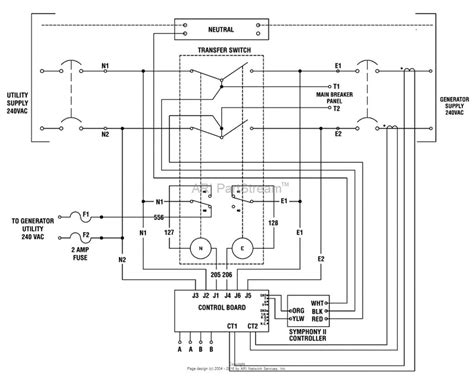 generac xl wiring diagram gallery