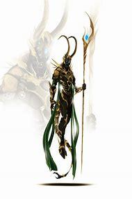 Robot Marvel Character Loki