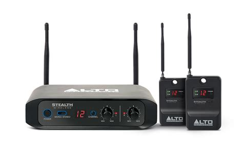 Alto Professional Stealth Wireless Series