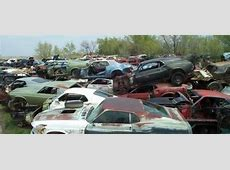 Classic Car Junk Yards Oregon Photos World's Largest