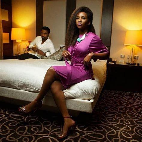 Genevieve Nnaji And Oris Erhuero Are Picture Perfect In More