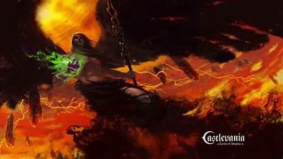 Satan Castlevania Diego Gisbert Arte Wikia Shadow