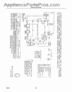 Parts For White Westinghouse Sgr231hq0  Wiring Diagram