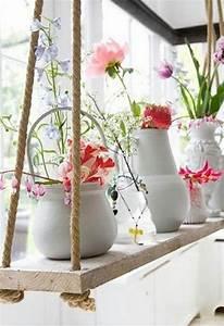 Blumen Basteln Fensterdeko : 27 interessante vorschl ge f r fensterdeko ~ Markanthonyermac.com Haus und Dekorationen