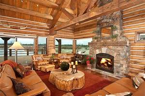 25 sublime rustic living room design ideas With rustic decor ideas living room