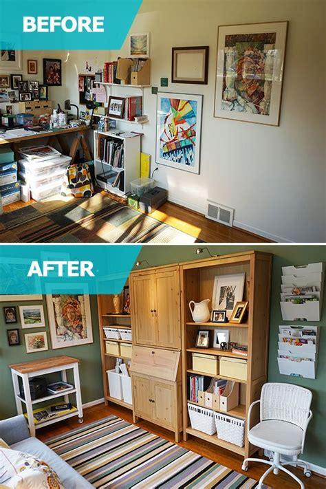 ikea home  craft room makeover bob  judy