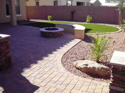 Arizona Backyard Landscape Ideas by Arizona Landscape Design Arizona Backyard Landscapes