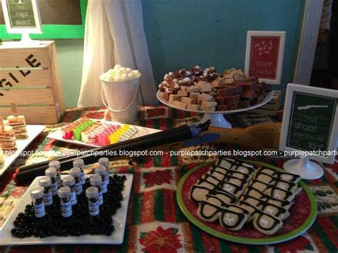 a christmas story christmas holiday party ideas