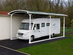 Carport Camping Car : abri camping car carport coverstyle ~ Melissatoandfro.com Idées de Décoration