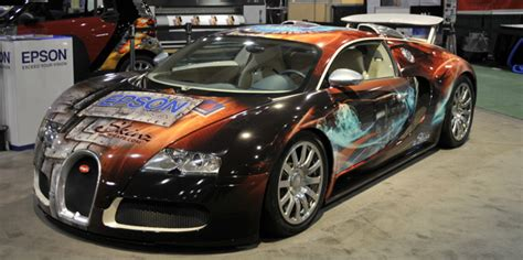 The Most Expensive Car Ever Wrapped