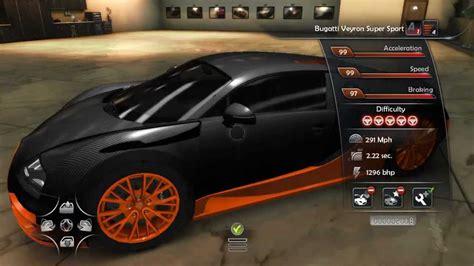 Bugatti Veyron Super Sport World