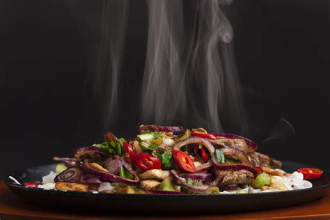 hottes cuisines smokin sizzlers barbeque nation