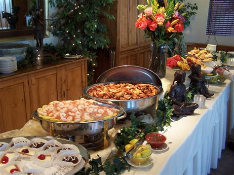 Plated Meal Or Buffet Line?  Tp Events Planning