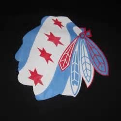 Chicago Flag Blackhawks Shirt Chicago