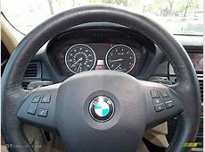 2008 BMW X5 30si Steering Wheel Photos GTCarLotcom
