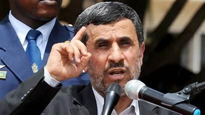 Ahmadinejad Mahmoud President Iranian Arrested Blow Iran