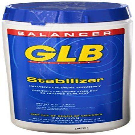 glb  chlorine pool stabilizer  pound walmartcom