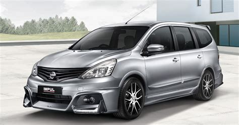 nissan grand livina impul packages officially launched