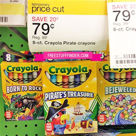 reg  crayola crayons  target