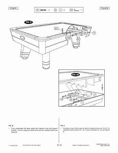 Sportcraft 1 34 832ss User Manual Air Hockey Manuals And