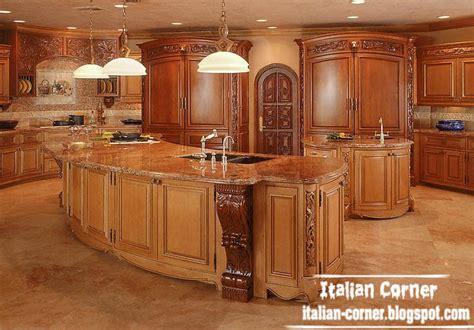 kitchen furniture design luxury kitchen designs with wooden cabinets furniture
