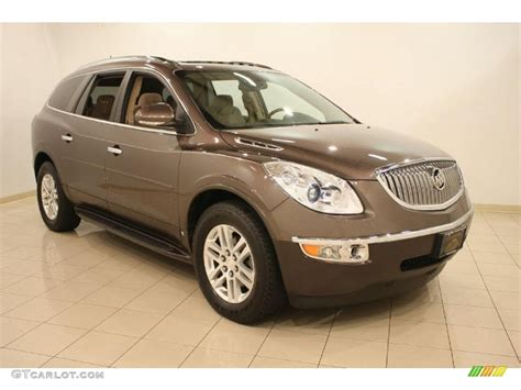 Buick Enclave Colors by 2008 Cocoa Metallic Buick Enclave Cx 40756489 Gtcarlot