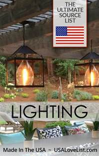 american made lighting the ultimate source list usa