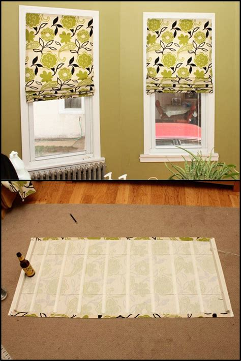 Diy Blinds by 17 Best Ideas About Kitchen Window Blinds On