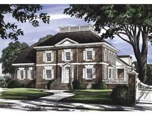 georgian home plans gallery for gt georgian house plans