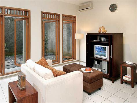 model ruang tamu terbuka minimalis modern