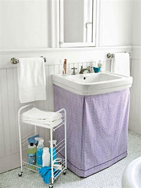 How To Make Storage In A Small Bathroom by 33 Clever Stylish Bathroom Storage Ideas