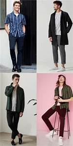 Mode Printemps 2018 : alerte mode masculine 2018 les basiques essentiels du ~ Nature-et-papiers.com Idées de Décoration