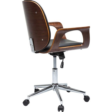 chaises de bureau design chaise de bureau contemporaine patron kare design