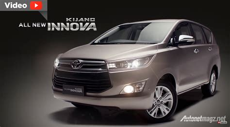 Review Toyota Kijang Innova by Ini Dia Deskripsi Fitur Dan Fasilitas Pada All New Toyota