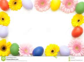 Spring Easter Borders and Frames