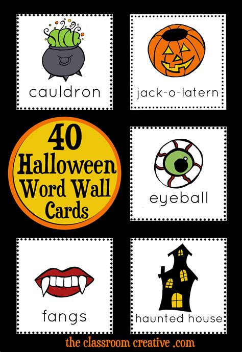 Color By Number Halloween Classroom Activity