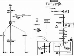 55 Chevy Alternator Wiring Diagram