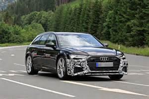 Audi Avant 2020 by 2020 Audi Avant Makes Photo Debut Autoevolution