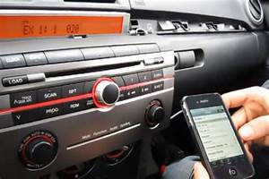Bluetooth And Iphone  Ipod  Aux Kits For Mazda 3 2004