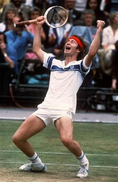 Mcenroe John Bjorn Tennis Borg Wimbledon 1981