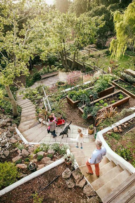 landscape design for sloped backyard amazing ideas to plan a sloped backyard that you should consider