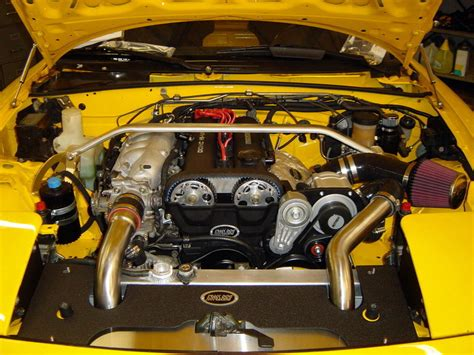 Supercharged Na Miata by Tdr Rotrex Supercharger System For 94 97 1 8 Miata