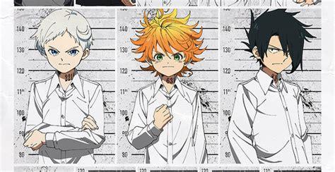 الكشف عن عدد حلقات أنمي The Promised Neverland Anime Update