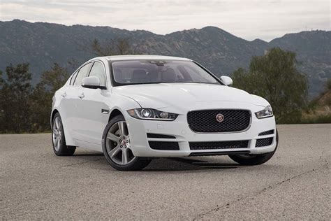 2017 Jaguar Xe 25t First Test Review Redefining The