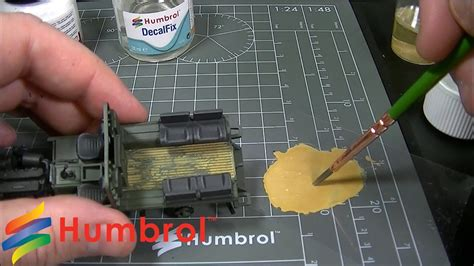 humbrol introduction  weathering powders youtube