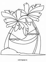 Hammock Summer Coloring Pages Printable Glass Coloringpage Eu Stained Beach Happy Scenes Hammocks Birthday Zentangle Dad Projects Drawings Templates Pinu sketch template